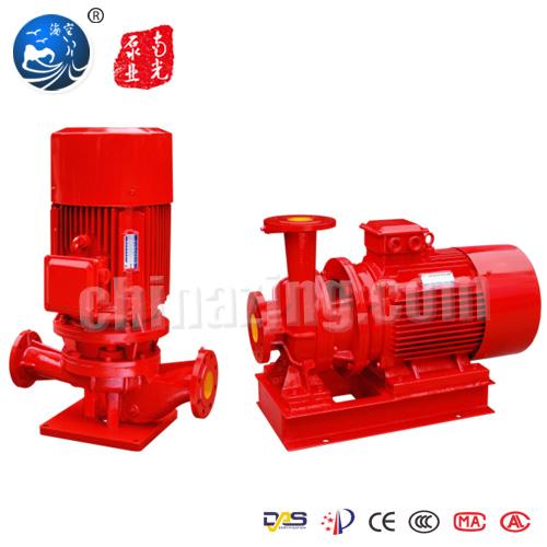 XBD-NGL(NGW)系列消防泵(3C認證)